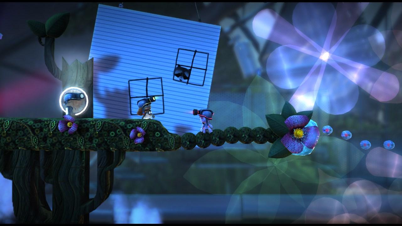 LittleBigPlanet 2 - Sackboy da sogno