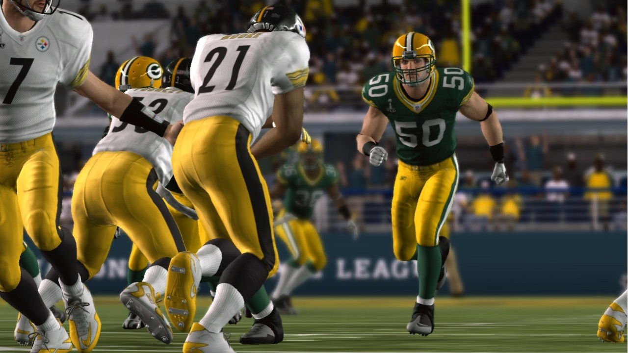 Madden NFL 11 - Super Bowl XLV