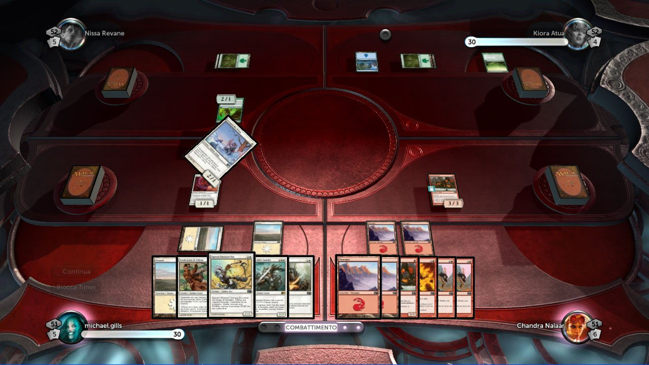 Magic The Gathering: Duels of the Planeswalkers 2012 - Screenshot