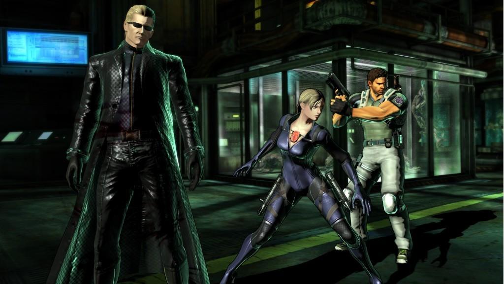 Marvel vs. Capcom 3 - Jill e Shuma-Gorath