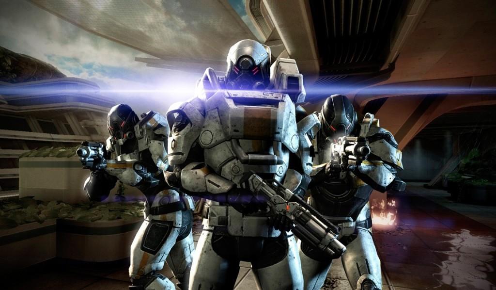 Mass Effect 3 - Prime immagini