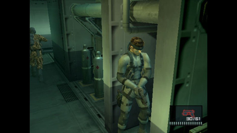 Metal Gear Solid HD Collection - Comparativa PS2-PS3