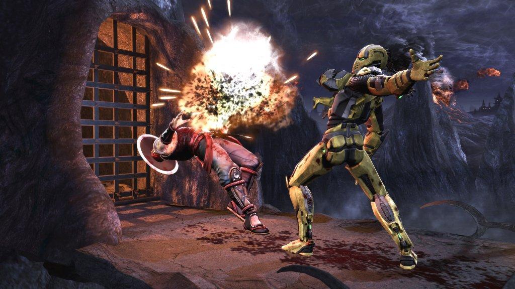 Mortal Kombat - Nessuna pietà
