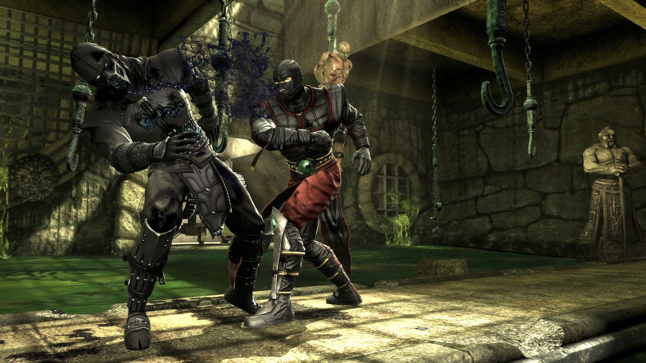Mortal Kombat - Screenshot GDC 2011