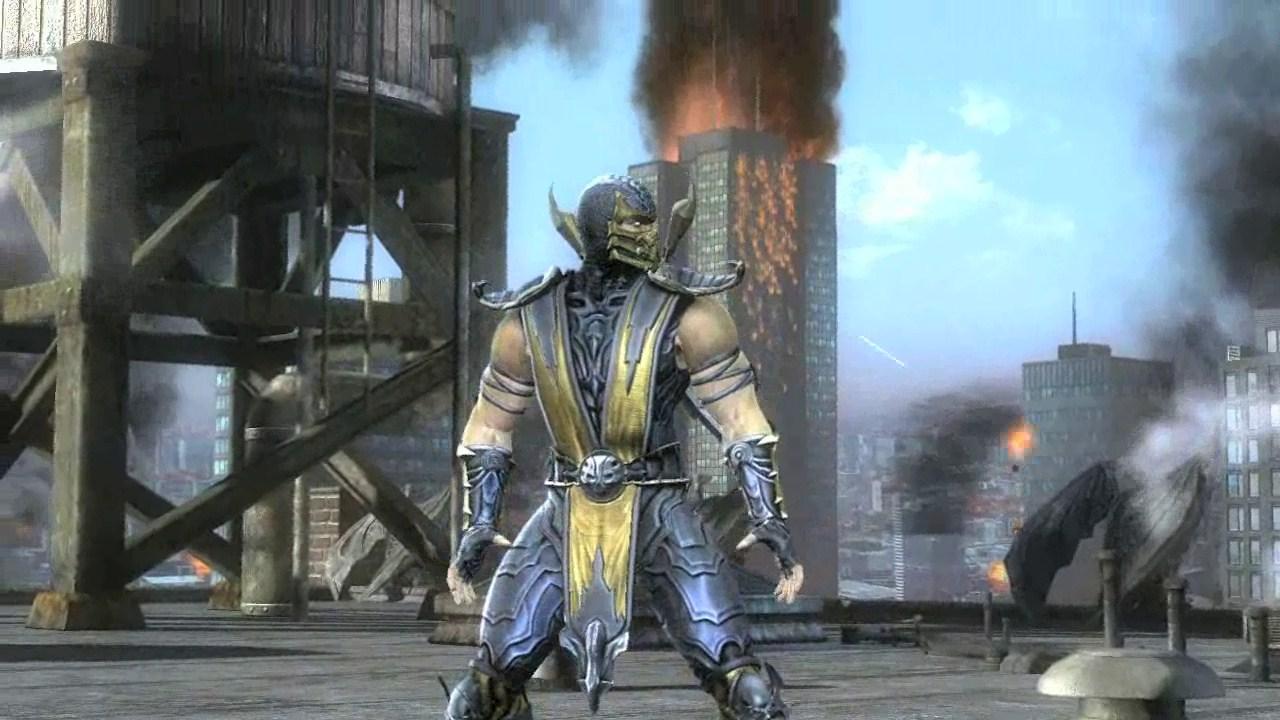 Mortal Kombat - Tag Team