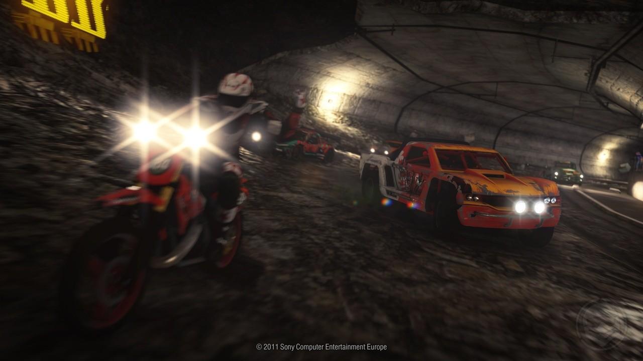 MotorStorm: Apocalypse - Folli corse