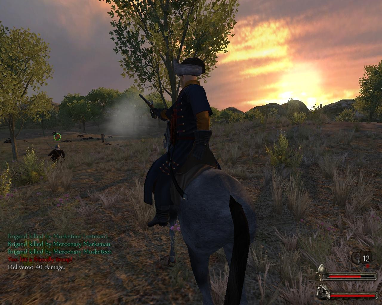 Mount & Blade: With Fire and Sword - Gameplay