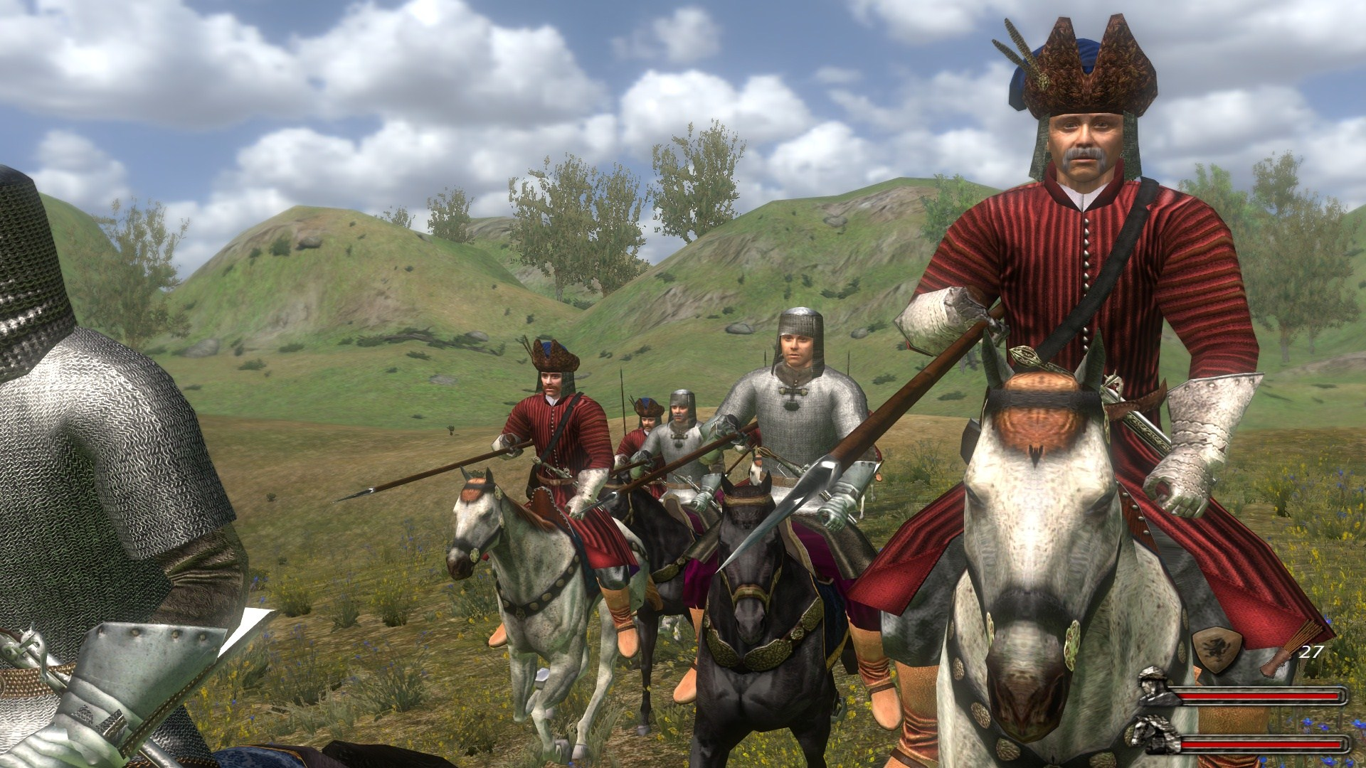 Mount & Blade: With Fire and Sword - Screenshot