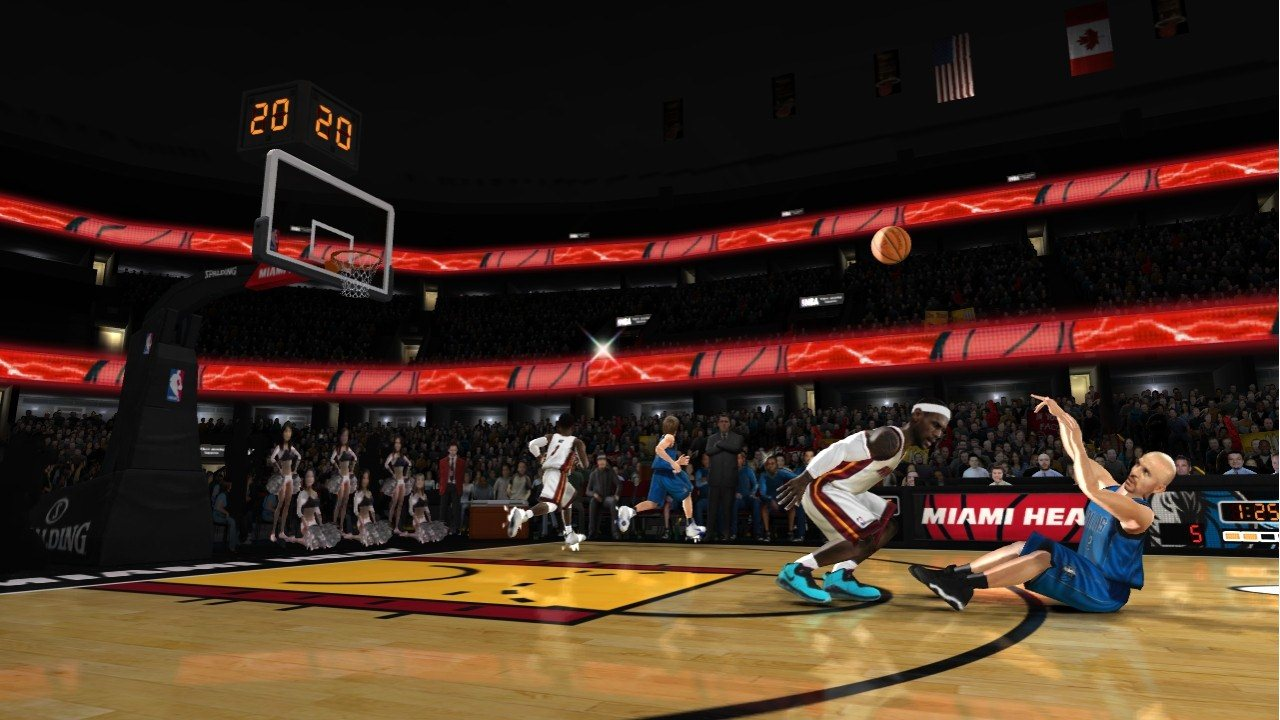 NBA Jam: On Fire Edition - Screenshot