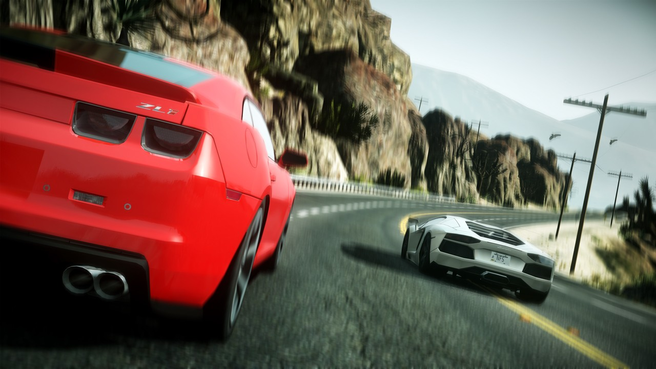 Need for Speed: The Run - Le auto della Limited Edition