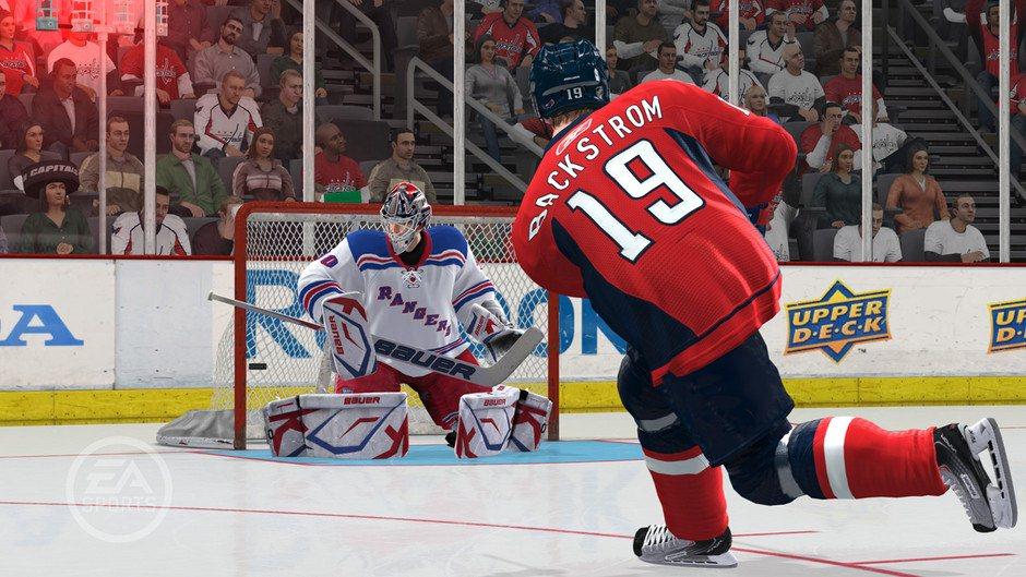 NHL 12 - Primi screenshot