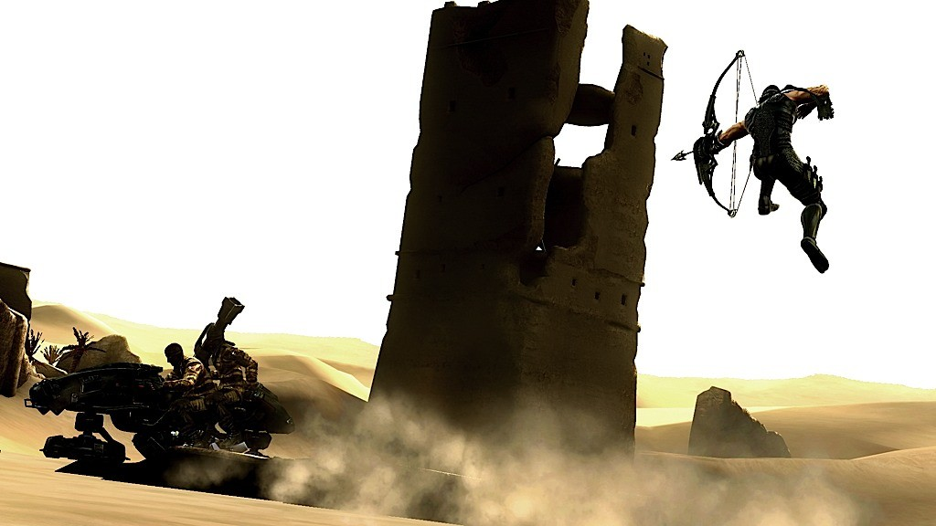 Ninja Gaiden 3 - Screenshot TGS 2011