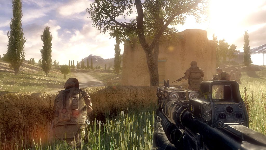 Operation Flashpoint: Red River - Screenshot