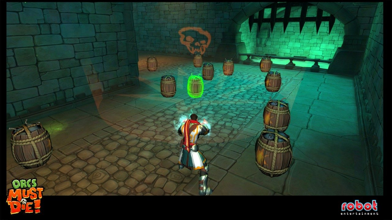 Orcs Must Die! - Gameplay