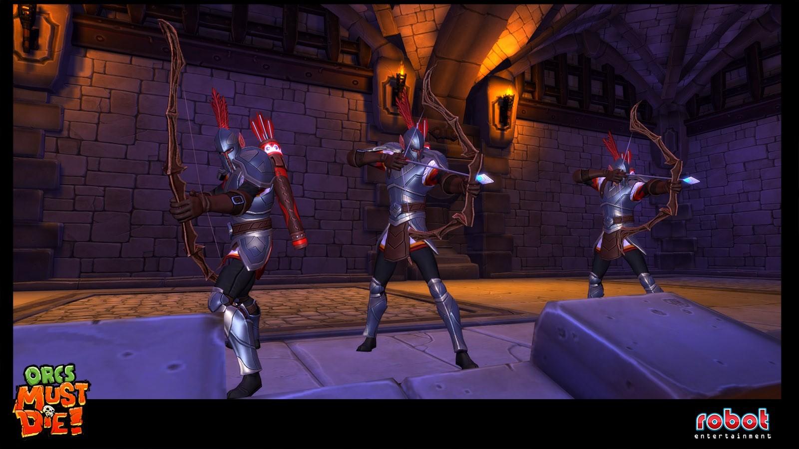 Orcs Must Die! - Screenshot