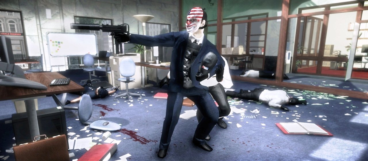 Payday: The Heist - Prime immagini