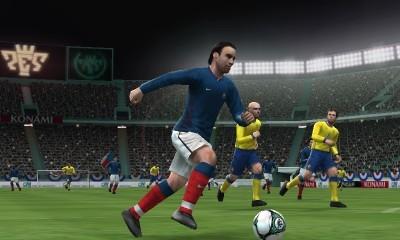 PES 2011 3D - Screenshot