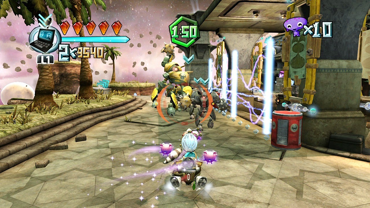PlayStation Move Heroes - Gameplay