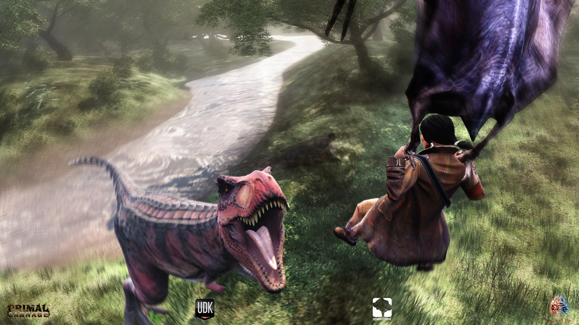 Primal Carnage - Dinosauri
