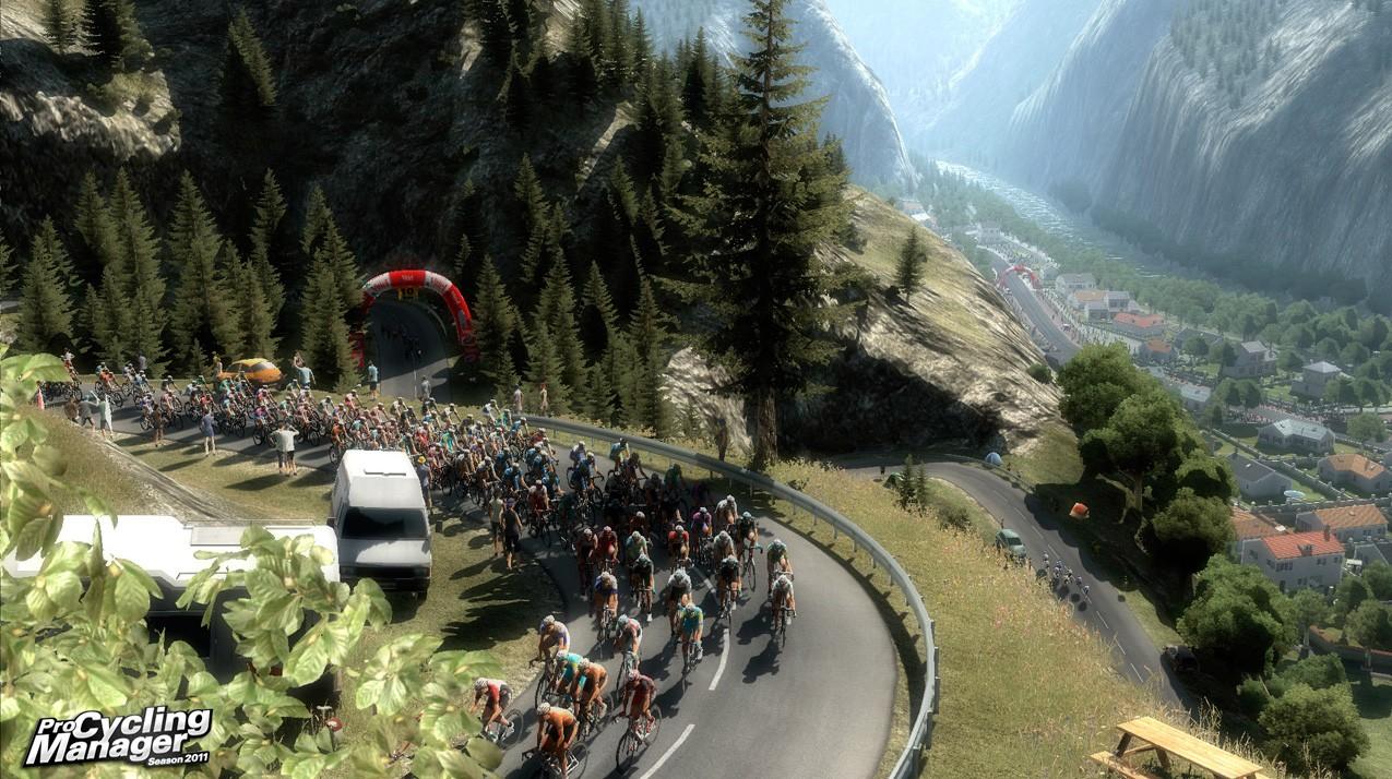 Pro Cycling Manager: Tour de France 2011 - Screenshot