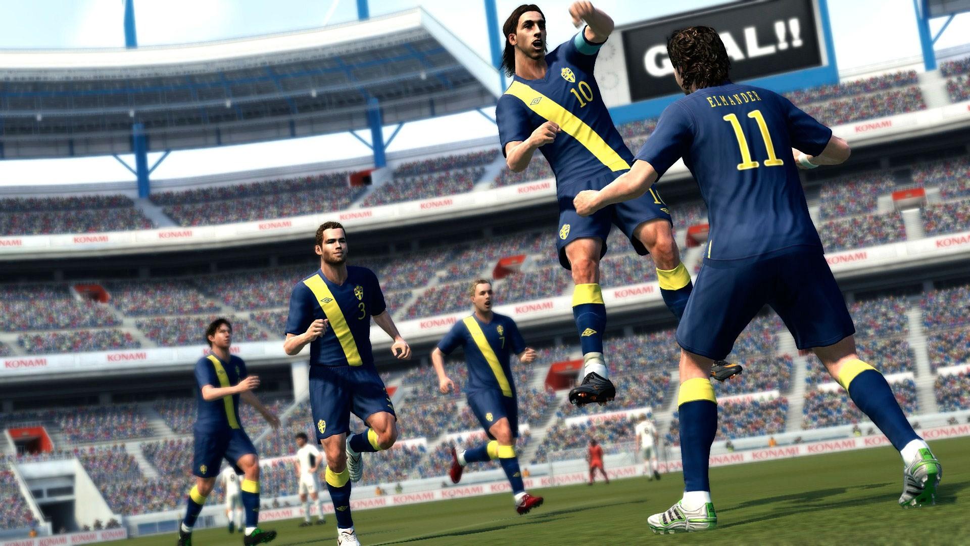Pro Evolution Soccer 2011 - DLC ufficiale