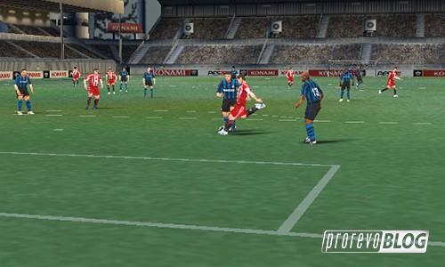 Pro Evolution Soccer 2011 - PES 2011 su Windows Phone 7