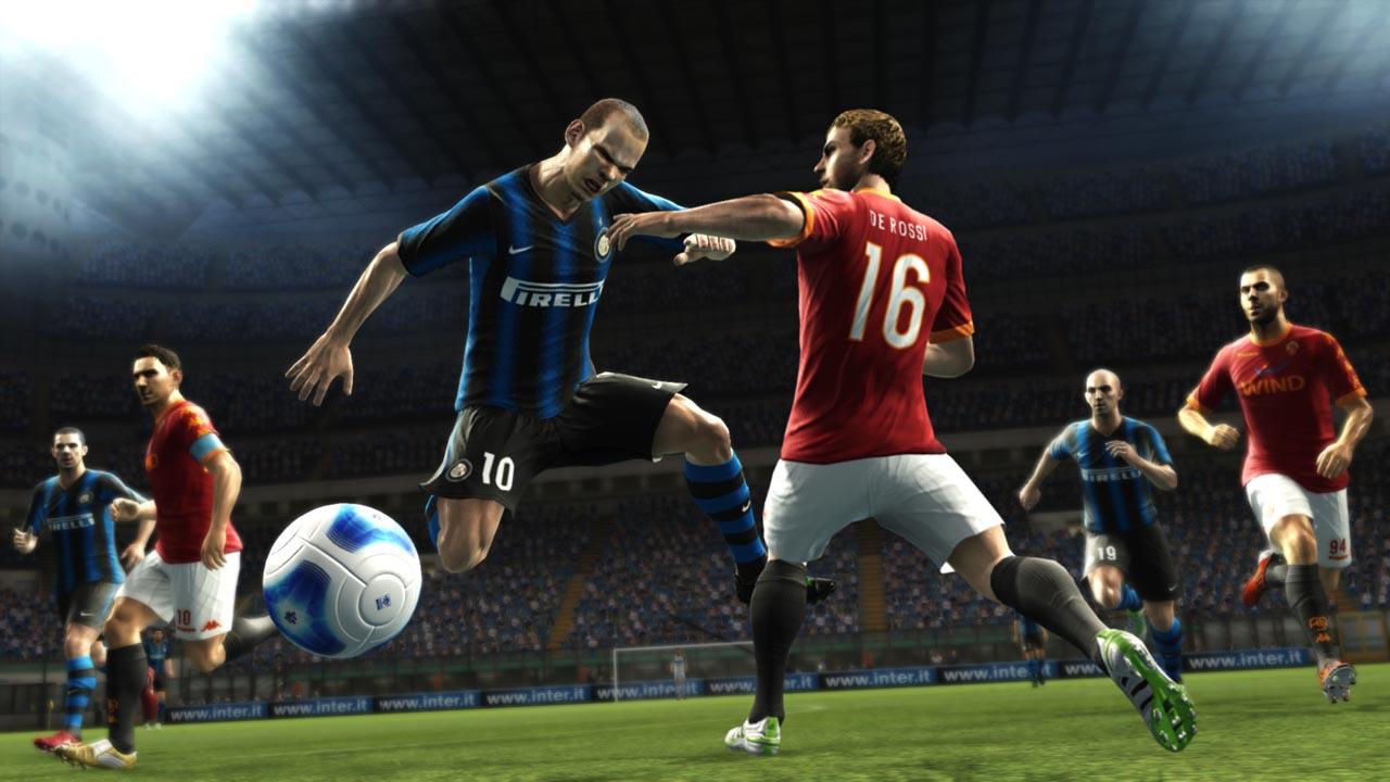 Pro Evolution Soccer 2012 - Primi screenshot