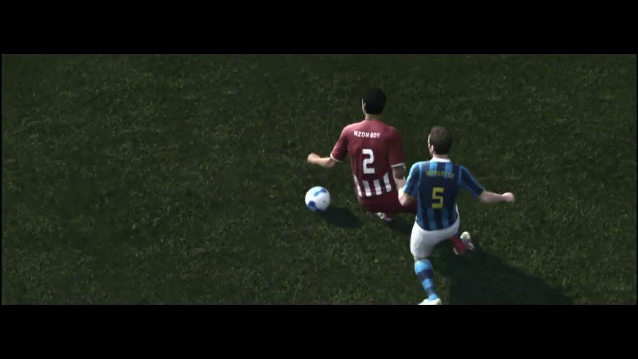 Pro Evolution Soccer 2012 - Seabass presenta PES 2012