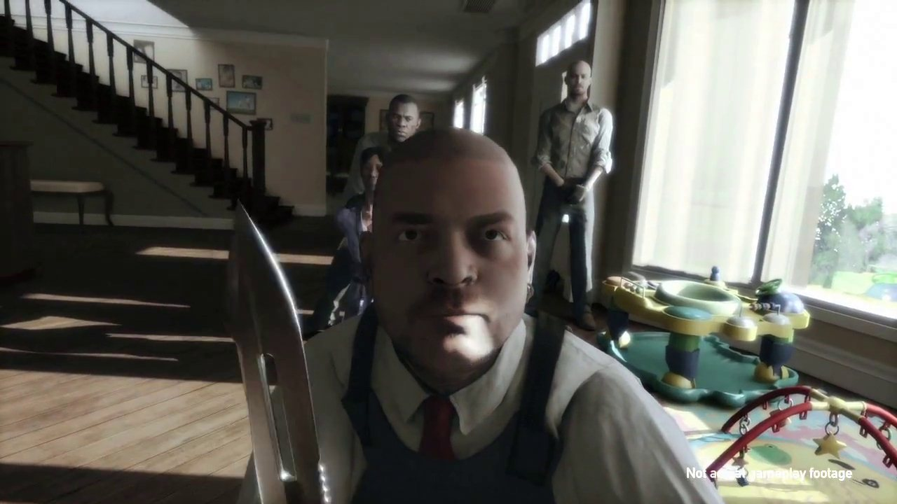 Rainbow Six Patriots - Screenshot dal primo trailer