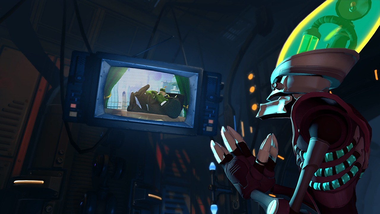 Ratchet & Clank: All 4 One - Screenshot