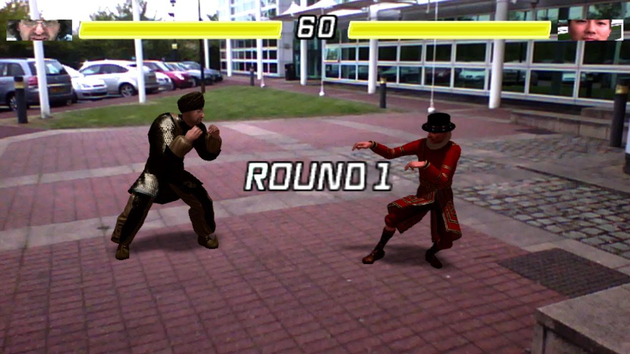 Reality Fighters - Prime immagini