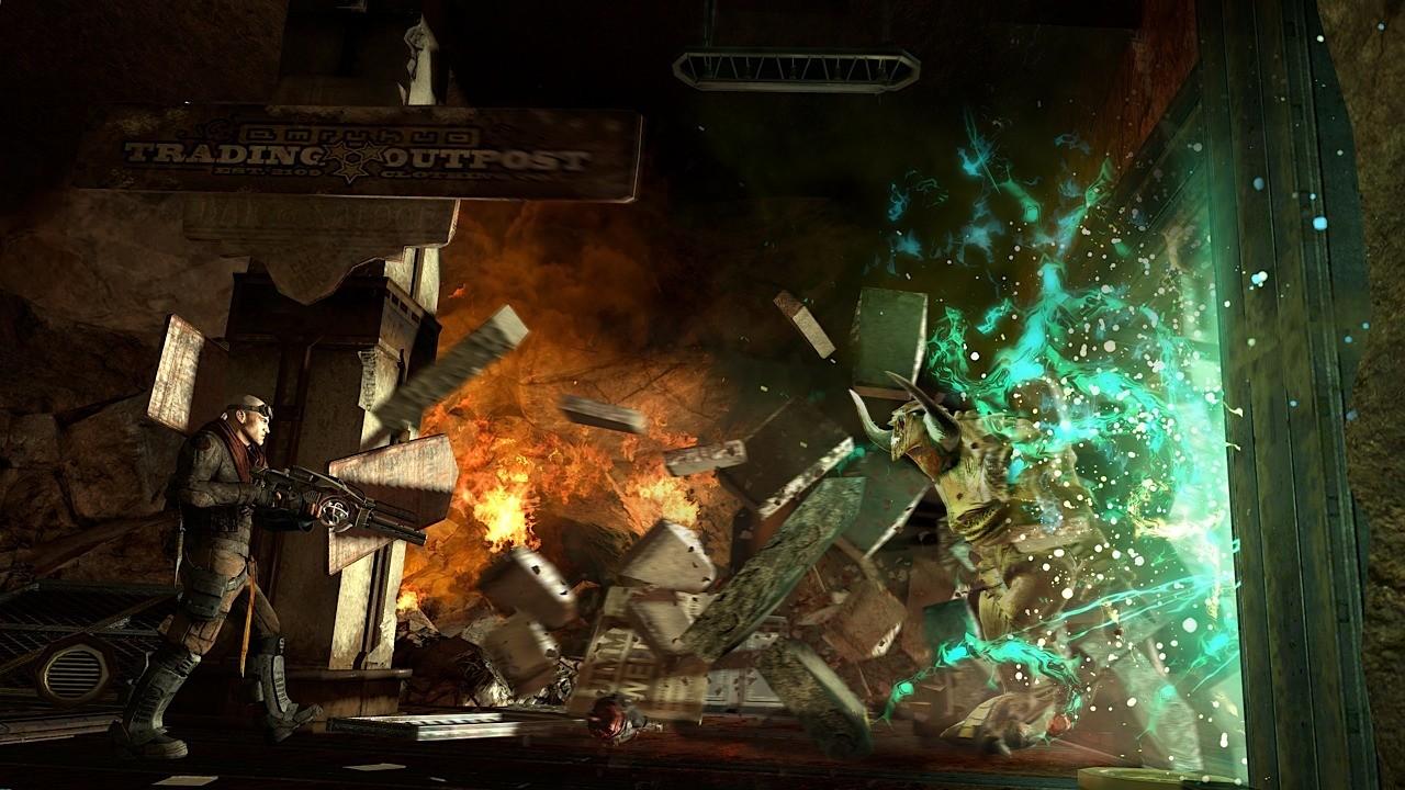 Red Faction: Armageddon - Azione