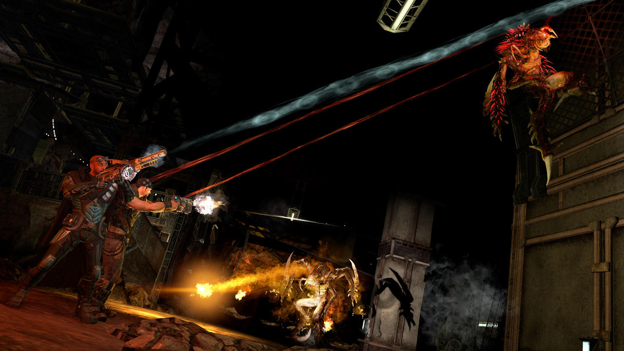 Red Faction: Armageddon - Gameplay