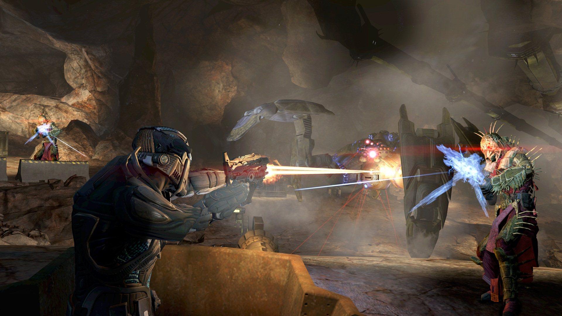 Red Faction: Armageddon - Personaggi e ambientazioni