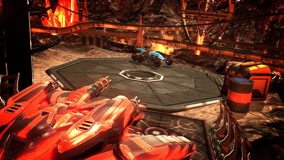 Red Faction: Battlegrounds - Gameplay