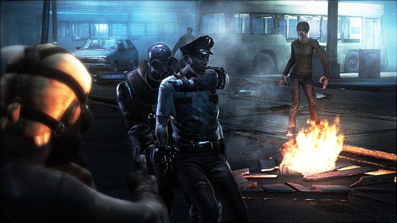 Resident Evil: Operation Raccoon City - Screenshot Captivate 2011