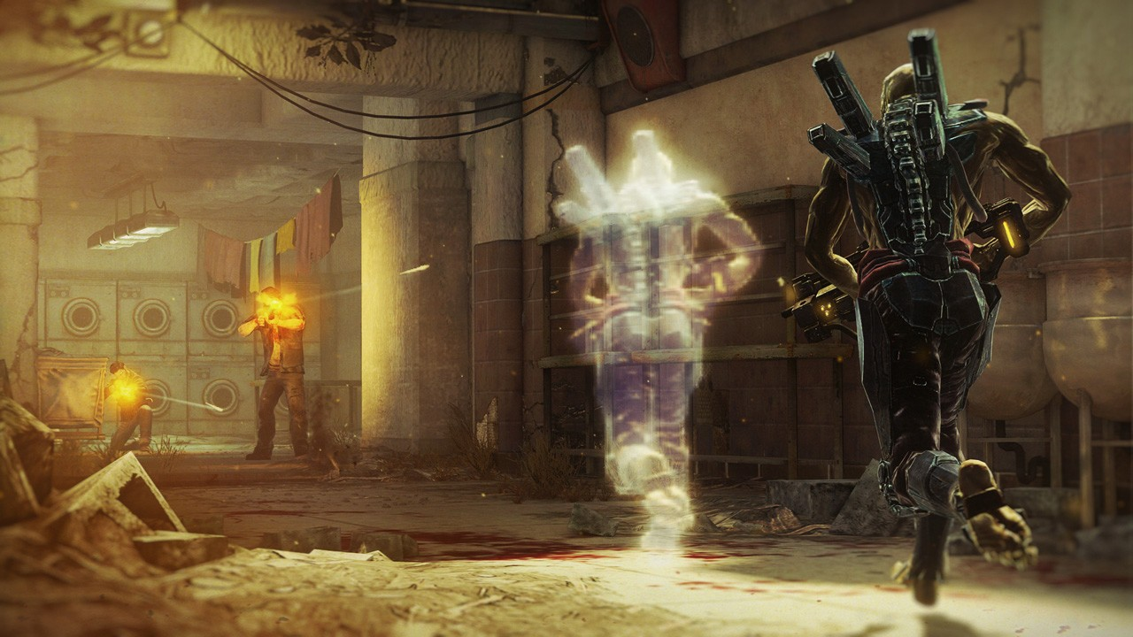 Resistance 3 - Gameplay