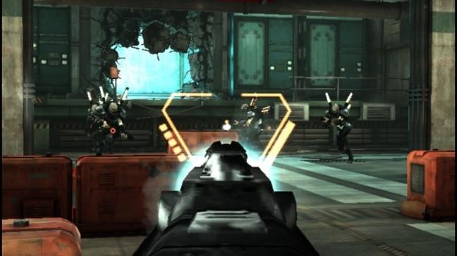 Resistance: Burning Skies - Screenshot