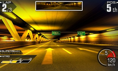 Ridge Racer 3D - Bolidi tridimensionali