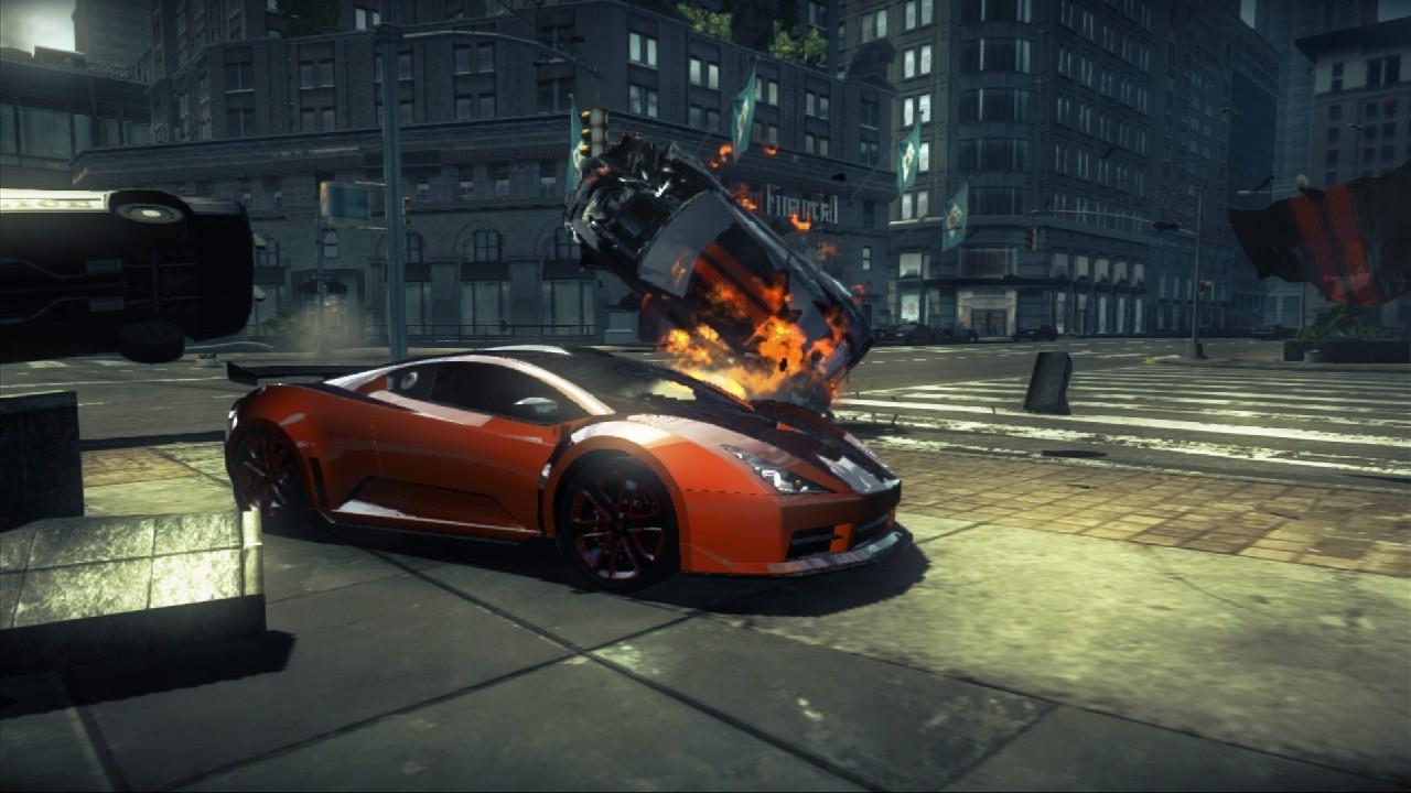 Ridge Racer Unbounded - Screenshot Gamescom 2011