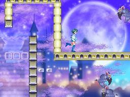 Sailor Moon: La Luna Splende - Primi screenshot