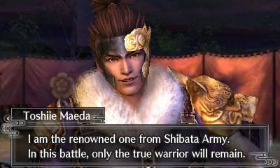 Samurai Warriors: Chronicles - Guerrieri in tre dimensioni