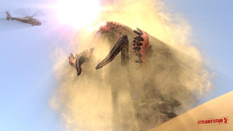 Serious Sam 3: BFE - Screenshot