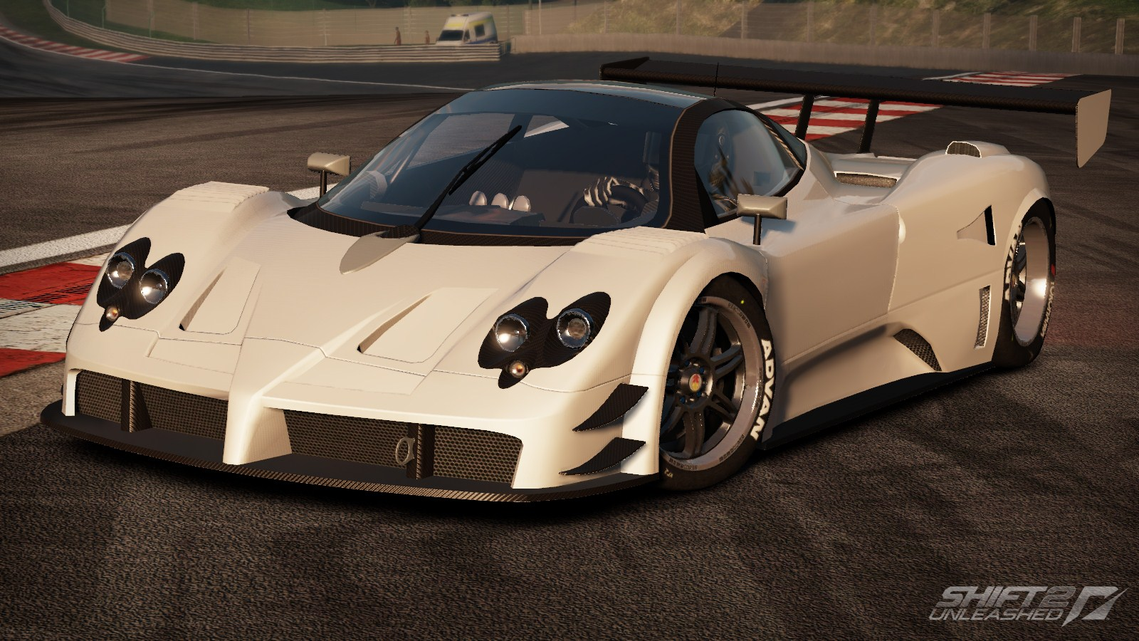 Shift 2: Unleashed - Pagani Zonda F e Pagani Zonda R