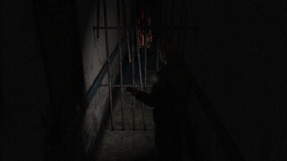 Silent Hill HD Collection - Screenshot