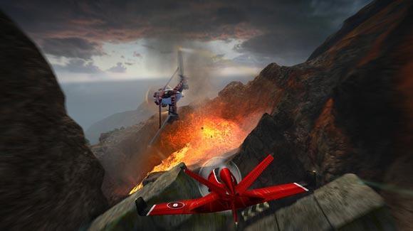 SkyDrift - Screenshot