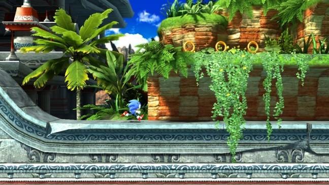 Sonic Generations - Nuovi screenshot