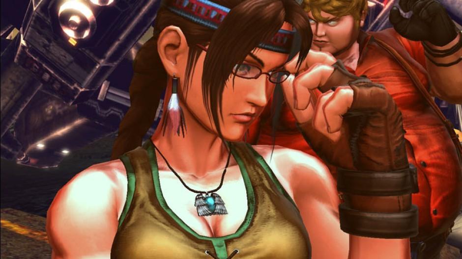 Street Fighter x Tekken - Nuovi lottatori