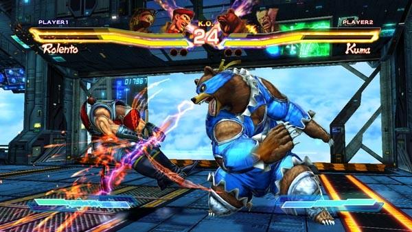 Street Fighter x Tekken - Personalizzazione costumi e DLC
