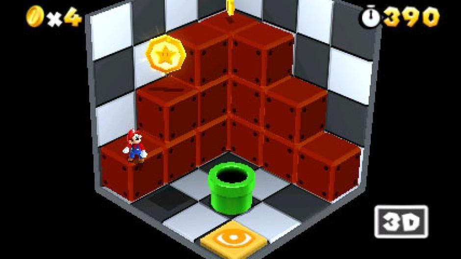 Super Mario 3D Land - Screenshot